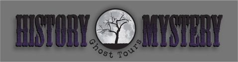History Mystery Ghost Tours Logo